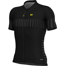 Alé Cycling R-EV1 Cooling Kortærmet cykeltrøje Herrer sort